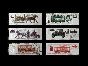Istoria gorodskogo transporta Moskwi 1981