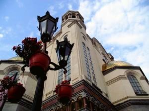 Храм на Крови г.Екатеринбург