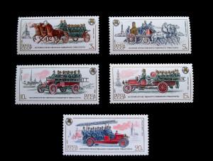 серия 5 марок