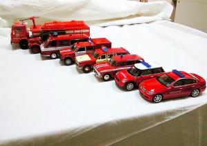 Масштабные модели пожарных автомобилей 1/43
