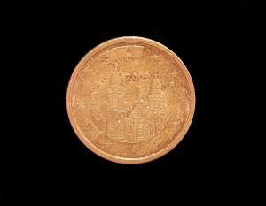 2 eurocent 2009 espana