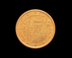 5 eurocent 2003